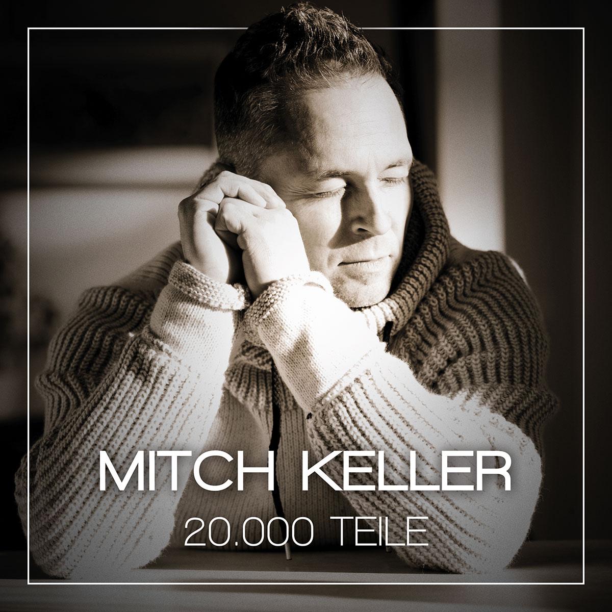 Mitch Keller 20000 Teile Album Cover